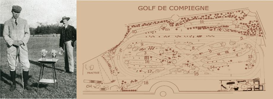 golf de compiegne